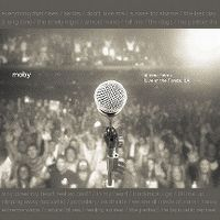 Cover Moby - Almost Home - Live At The Fonda, LA [DVD]